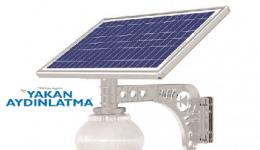 Güneş Enerjili Bahçe Aydınlatma Sistemleri